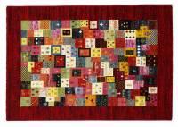 ARTWORK BABO moderner Designer Teppich bunt