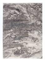 BESTSELLER YOU OCI Vintage Designer Teppich in grau-gold, Größe: 67x130 cm
