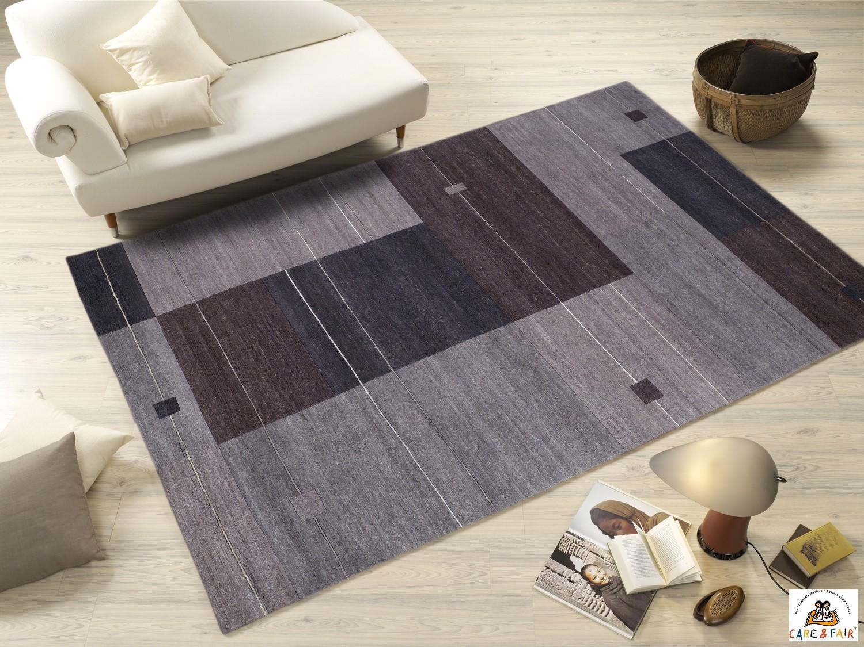 santa kalari echter original handgekn pfter nepal teppich. Black Bedroom Furniture Sets. Home Design Ideas